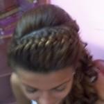 coafura, impletituri frizerie, make-up, machiaj,infrumusetare, Timisoara Salon
