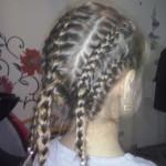 coafura hairstylist, impletituri , Salon Infrumusetare Helen Timisoara
